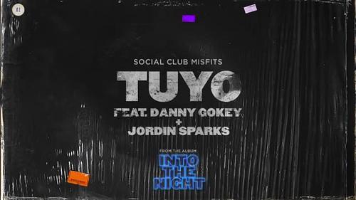 Social Club Misfits - Tuyo ft. Danny Gokey + Jordin Sparks (Audio)