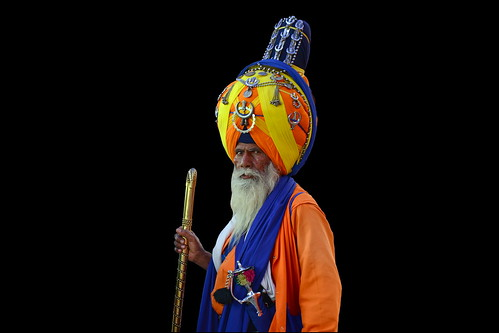 India - Punjab - Anandpur Sahib - Sikh Guardian - 104d