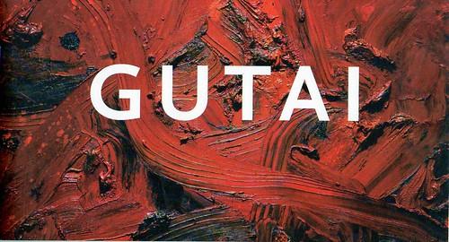 Catalogue GUTAI exhibition, San Francisco, 2013