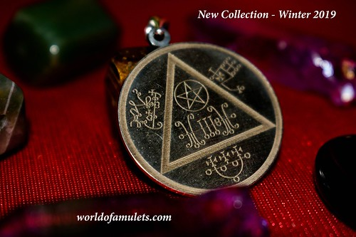 Satanist Jewelry Collection Winter 2019