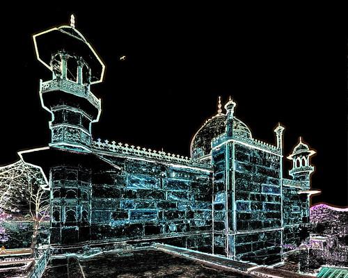 India - Uttar Pradesh - Agra - Fatehpuri Masjid - 6ee