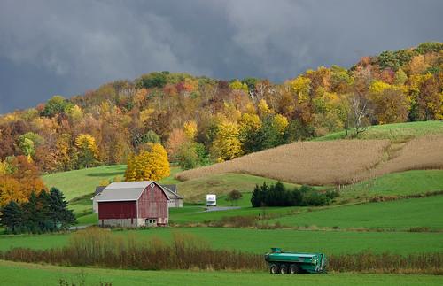 Wisconsin Fall