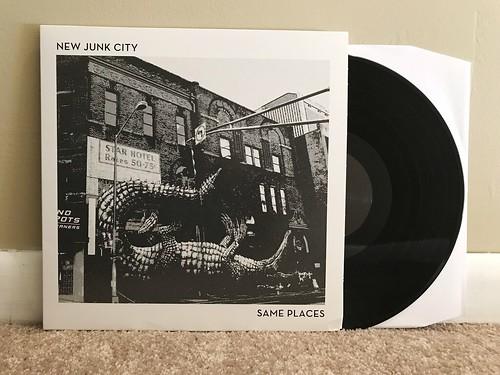 New Junk City - Same Places LP