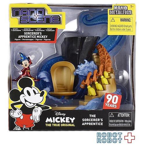 #ジャダトイズ ナノ・メタルフィギュア ナノ・シーン #ミッキーマウス90周年 #JADATOYS #MickeyMouse 90th Anniversary Nano Metals Scene Mini Playset #Disney #ディズニー #ディズニー買取 #スーベニア買取 #おもちゃ買取 #アメトイ買取 #vintagetoys #中野ブロードウェイ #NakanoBroadway #ロボットロボット #ROBOTROBOT #WeBuyToys