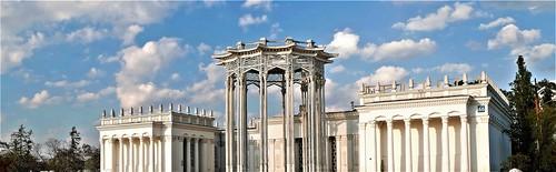 Centro Panruso de Exposiciones - Moscú - Rusia