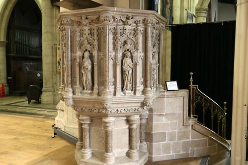 St Mary the Virgin, Ashford, Kent