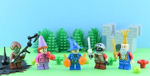 Fantasy minifigs #3 : Kidsdom👑