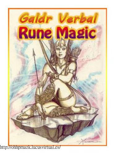 Galdr - Verbal Rune Magic
