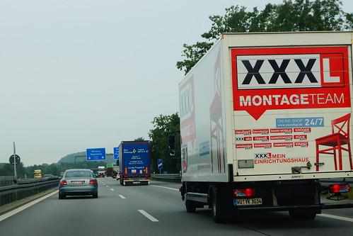 MAN TGL M E5 8.180 BL - XXXLutz Montage Team GmbH Würzburg, Deutschland