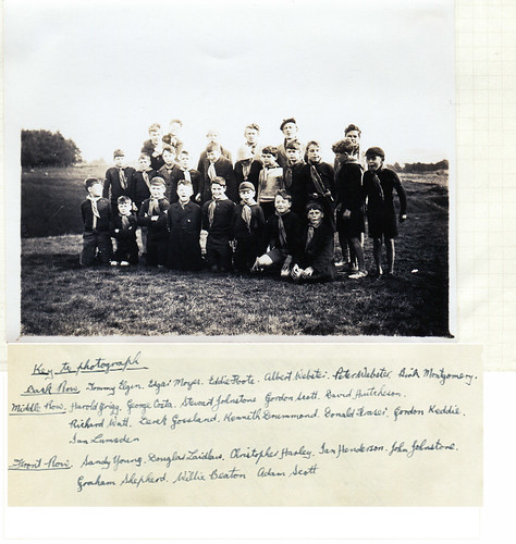 1920 Summer Camp - Paulswell