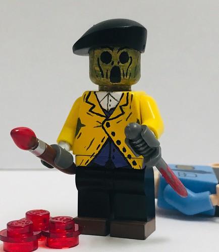 "LockVerse: ""The Painter of Death"""