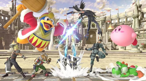 Super Smash Bros Ultimate – get ready to rumble
