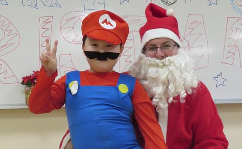 I'm the best Super Mario!