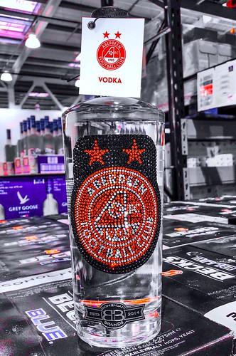AFC Vodka - Costco Aberdeen Scotland