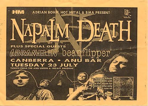 23 July 1996