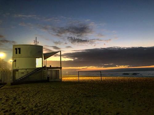 Praia do Leblon - Posto 11