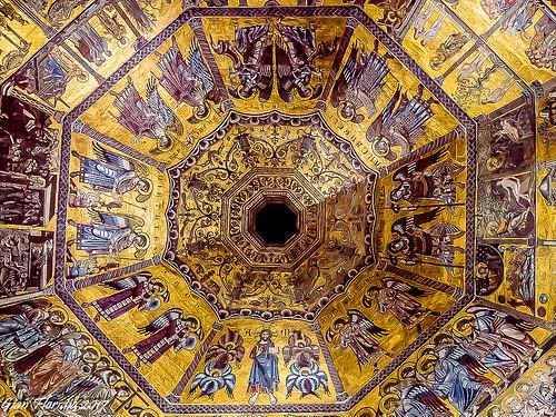Il cielo del bel San Giovanni
