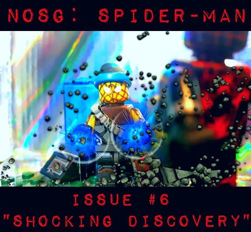 NOSG: SPIDER-MAN VOL.1 ISSUE #6