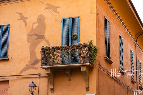 Lucio Dalla's house