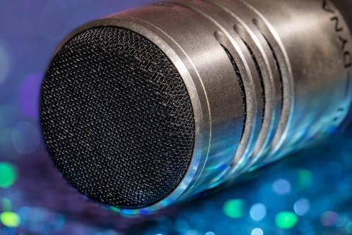 Ham Radio Yaesu Dynamic Desk Microphone