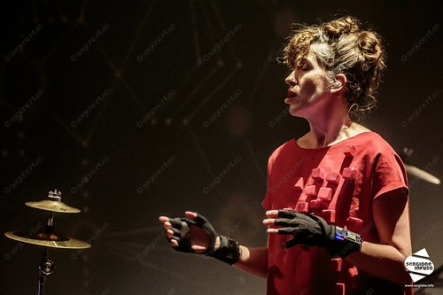 Imogen Heap + Frou Frou - JAZZMI @ Triennale Teatro dell'Arte, Milano - 13 novembre 2018
