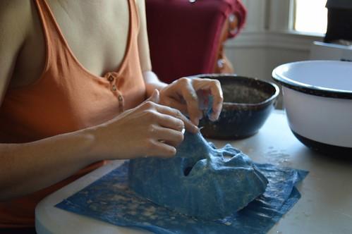 Making the Dagoth Ur Mask
