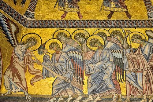 Italia. Florencia. Baptisterio de San Juan (Florencia)