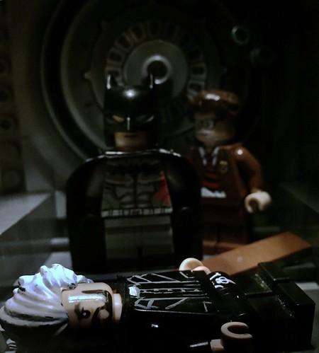 Batman: scourge of Blackfire 4/4: THE END