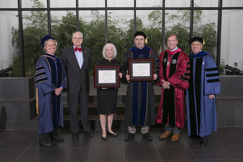 Investiture Ceremony for the Robert David Lion Gardiner Foundation Endowed Chair in American History - November 9, 2018