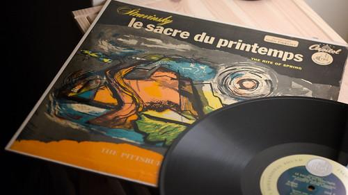 Stravinsky Le Sacre Du Printemps The Pittsburgh Symphony Orchestra William Steinberg 1953