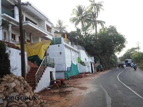 Minister bungalow roadside