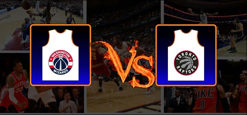 Washington Wizards-Toronto Raptors Jan 13 2019