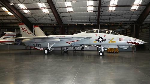Grumman G-303 F-14A-100-GR Tomcat 160684 in Tucson