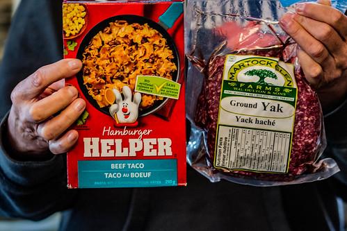 2019 - photo 032 of 365 - yak meat helper