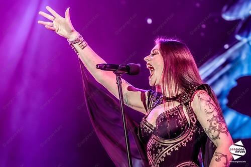 Nightwish @ Mediolanum Forum, Assago, Milano - 4 dicembre 2018