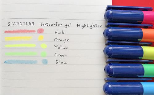 STAEDTLER Textsurfer gel Highlighter_03