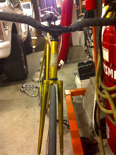 My Fixies/Mercier Gold Digger/Strong G grips