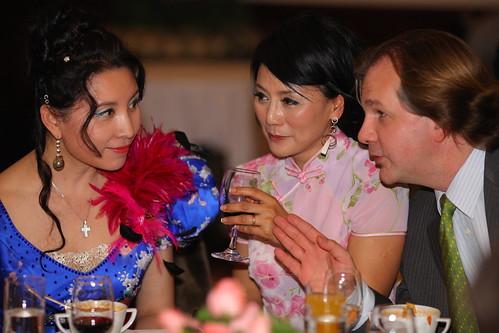 Ma Xiaohui, Betty Ni, Patrick Kelly