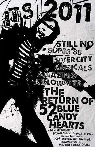 52bluecandyhearts art punk reunion teaser.