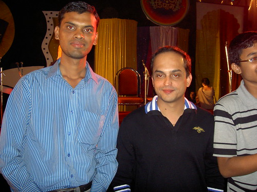 with sandip khare