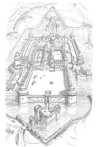 Castello Sforzesco 1500s