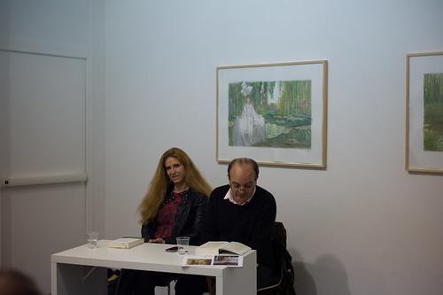 Ursula Poznanski - Nuit de la littérature 2014