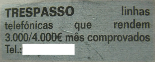 linhas telefónicas brasil
