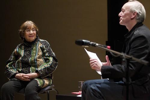 Ursula Mamlok and Michael Struck-Schloen