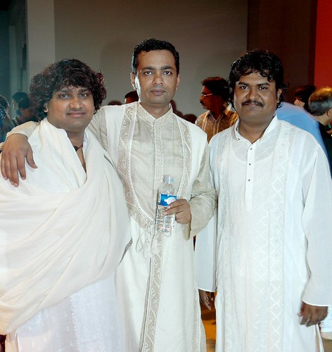Mahesh Vinayakram, Sandeep Raval and mir