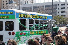 Super Fun Eco Tours Bus
