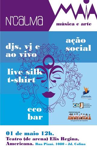 N'CALMA – MAIA FESTIVAL