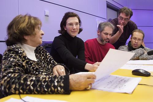 Ursula Mamlok and musikFabrik at DLF