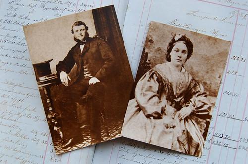 ANDERS & JOHANNA PEHRSSONS ÄTTLINGAR