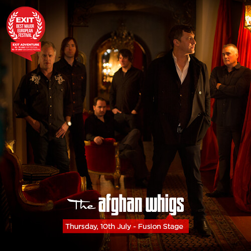 THE AFGHAN WHIGS EXIT Festival 2014